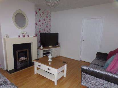 3 Bedrooms Semi Detached House for sale in Vale Road, Midway, Swadlincote, Derbyshire