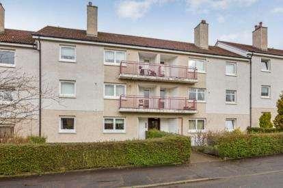 2 Bedrooms Flat for sale in 0/1, 16 Arnprior Quadrant, Glasgow, Lanarkshire