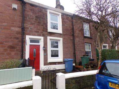 2 Bedrooms Terraced House for sale in Sandstone Road East, Liverpool, Merseyside, England, L13