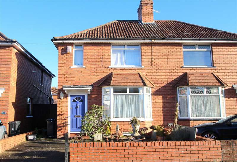 3 Bedrooms Semi Detached House for sale in Gerald Road Ashton BRISTOL BS3