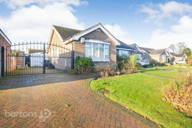 3 Bedrooms Detached Bungalow for sale in Longfield Drive, Ravenfield