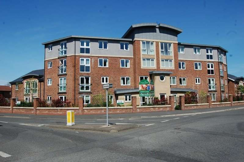 1 Bedroom Apartment Flat for sale in Malpas Court, Northallerton