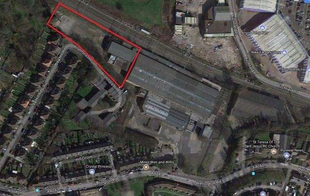Land Commercial for sale in Wellington Road,
