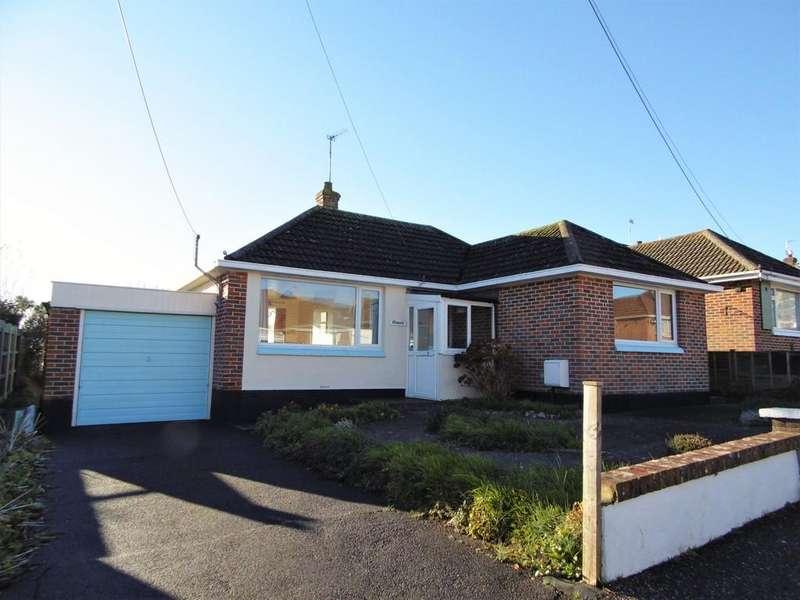 2 Bedrooms Detached Bungalow for sale in Elmfield Road, Seaton