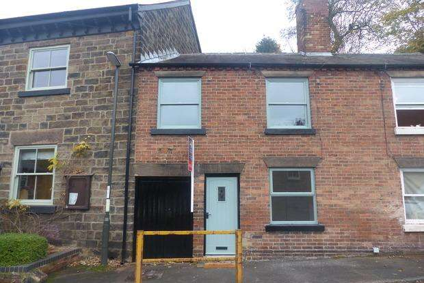 2 Bedrooms Cottage House for sale in Shaw Lane, Milford, Belper, DE56