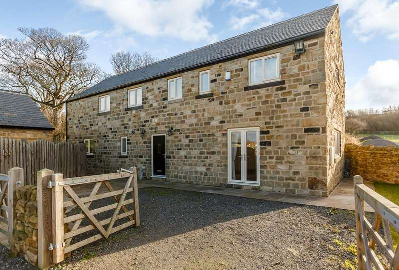 4 Bedrooms Barn Conversion Character Property for sale in The Byre, Blacker Grange Farm