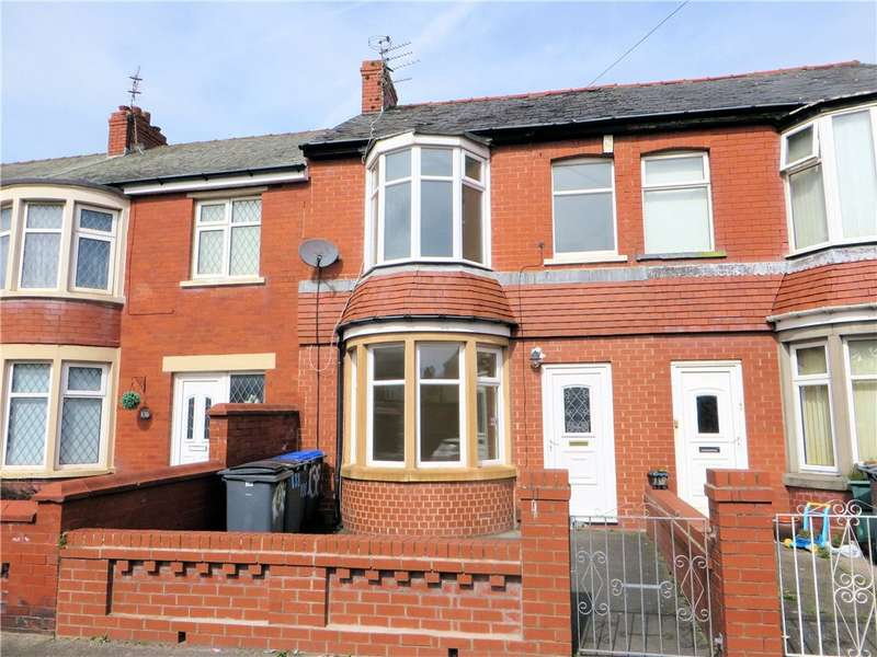 4 Bedrooms Terraced House for sale in Westmorland Avenue, Blackpool, Lancashire