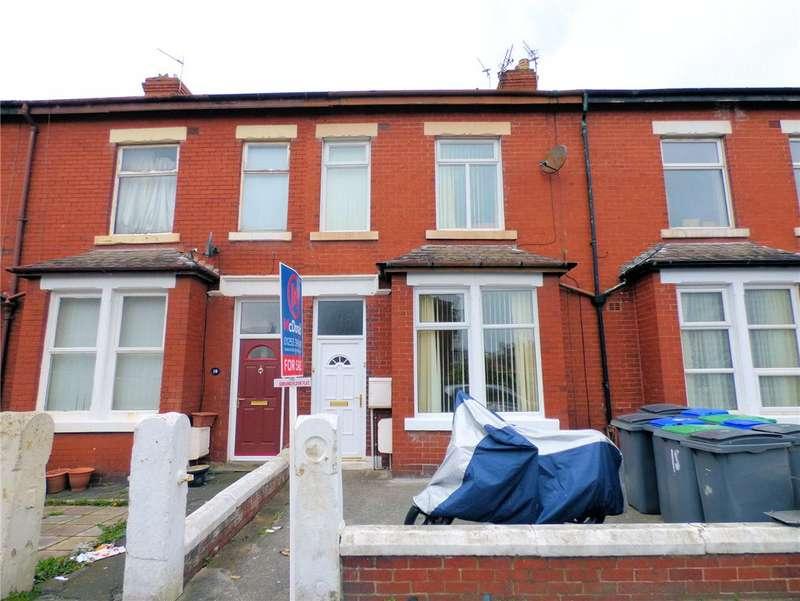 1 Bedroom Apartment Flat for sale in Ground Floor Flat, Dunelt Road, Blackpool, Lancashire