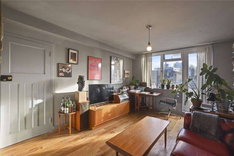 2 Bedrooms Flat for sale in Finn House, Bevenden Street, London, N1