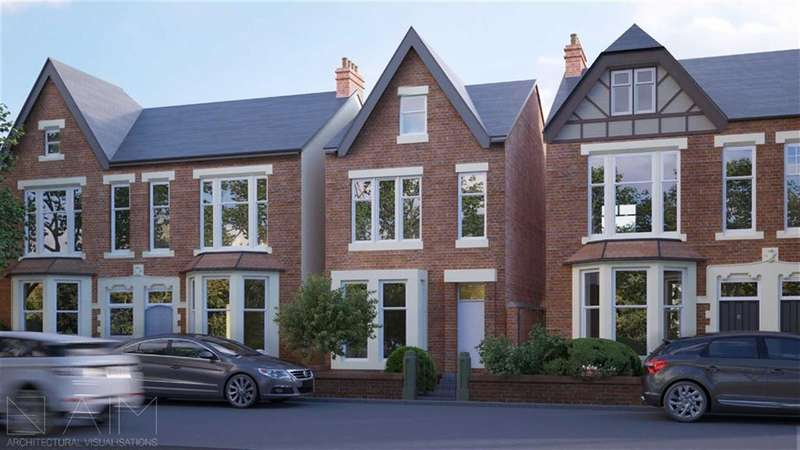 5 Bedrooms Semi Detached House for sale in Cleveland Road, Lytham