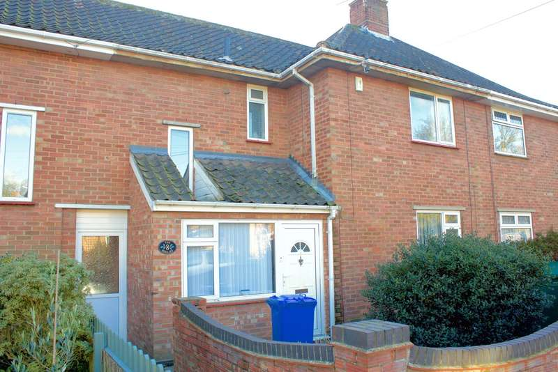 5 Bedrooms End Of Terrace House for rent in Parmenter Road, Norwich NR4