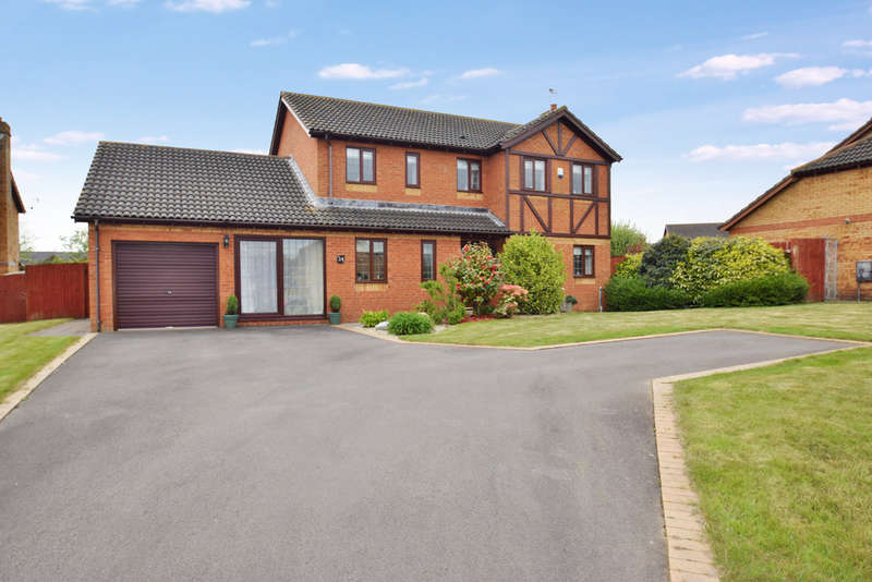 4 Bedrooms Detached House for sale in 24 Eglwys Nunnydd, Margam, Neath Port Talbot County Borough, SA13 2PS