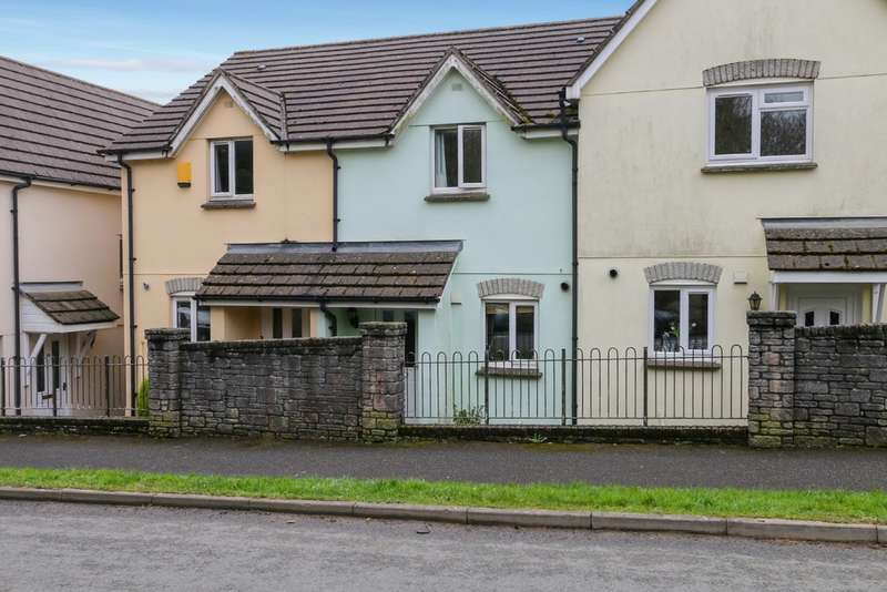 2 Bedrooms Terraced House for sale in Exeter Road, Chudleigh
