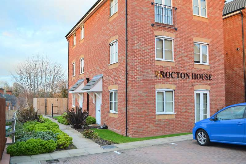 1 Bedroom Flat for sale in Hindley View, Rugeley