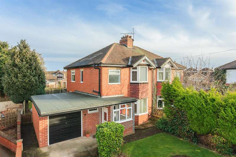 3 Bedrooms Semi Detached House for sale in South View, Wetherby, LS22 7QE
