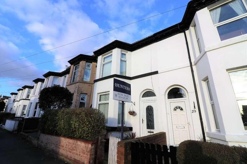 2 Bedrooms House for sale in Meadow Street, Wallasey, CH45 9JU