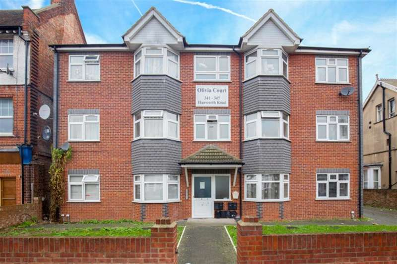 2 Bedrooms Flat for sale in Olivia Court, 341 Hanworth Road, Hounslow, TW3 3SE