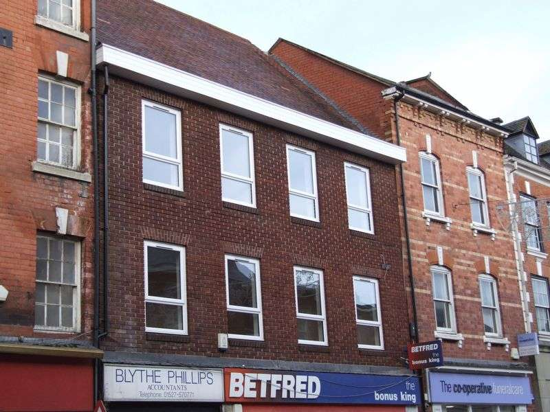 2 Bedrooms Property for rent in High Street, Bromsgrove