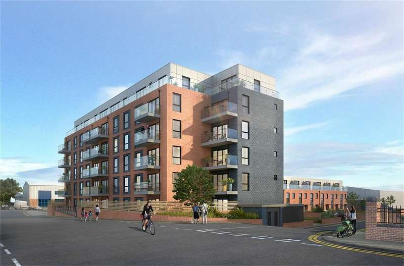 1 Bedroom Flat for sale in New Wave, Hove, East Sussex