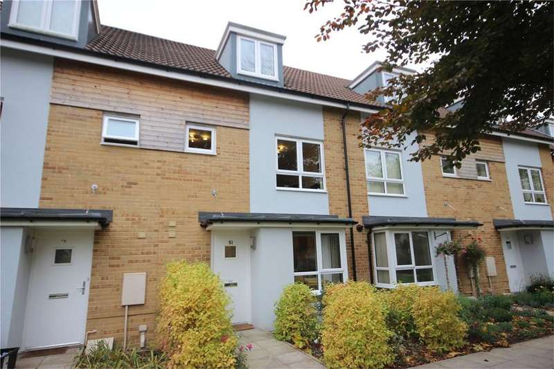 4 Bedrooms Terraced House for sale in Marissal Road, Henbury, Bristol, BS10