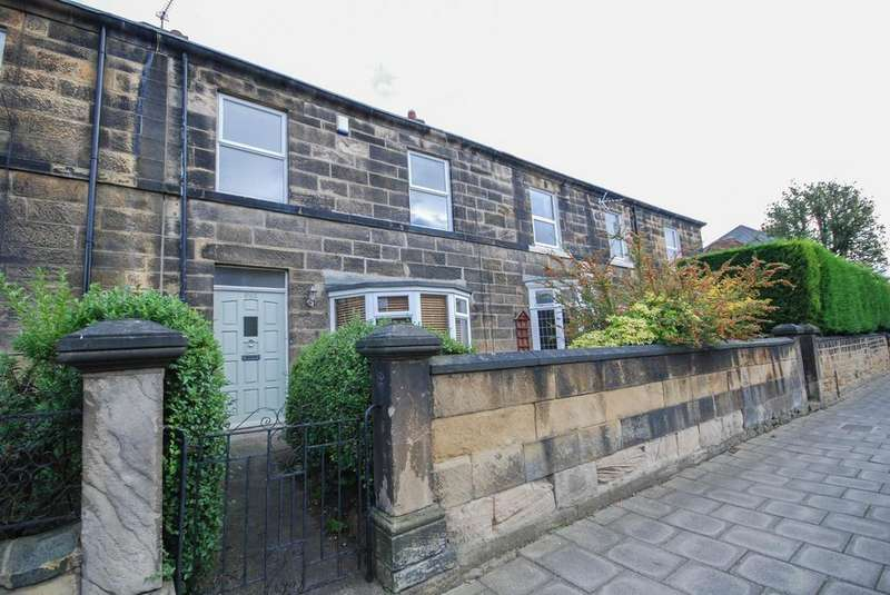 3 Bedrooms Terraced House for sale in Durham Road, Low Fell