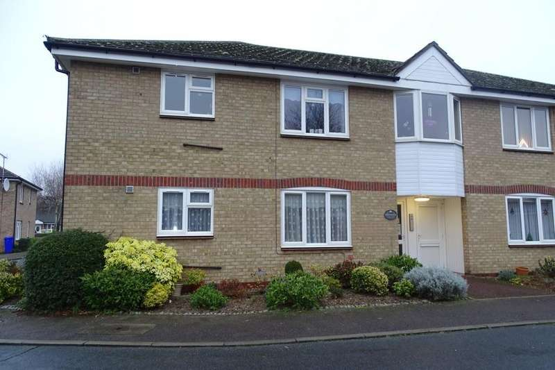 2 Bedrooms Ground Flat for sale in The Orchard, Brandon