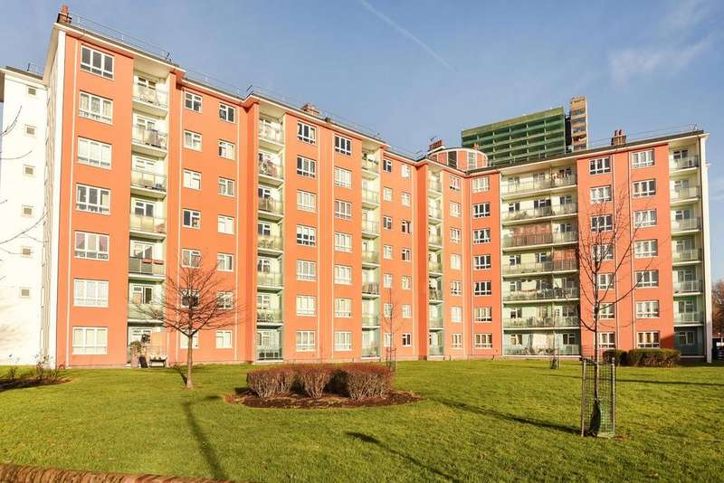 2 Bedrooms Flat for sale in Raymouth Road, Bermondsey