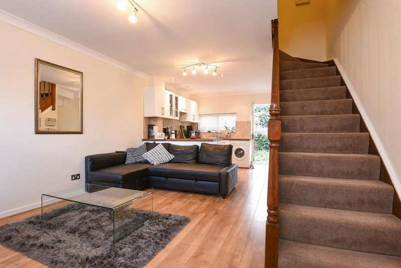 2 Bedrooms Terraced House for sale in Eleanor Close, Surrey Quays