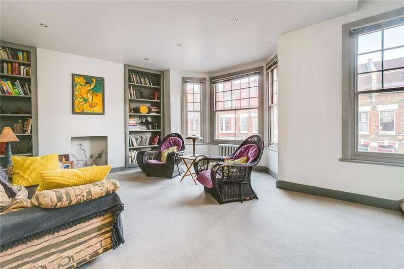 3 Bedrooms Flat for sale in Bangalore Street, West Putney, London