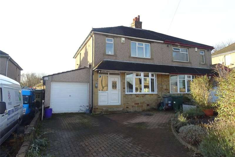 3 Bedrooms Semi Detached House for sale in Furnace Grove, Bradford, West Yorkshire, BD12