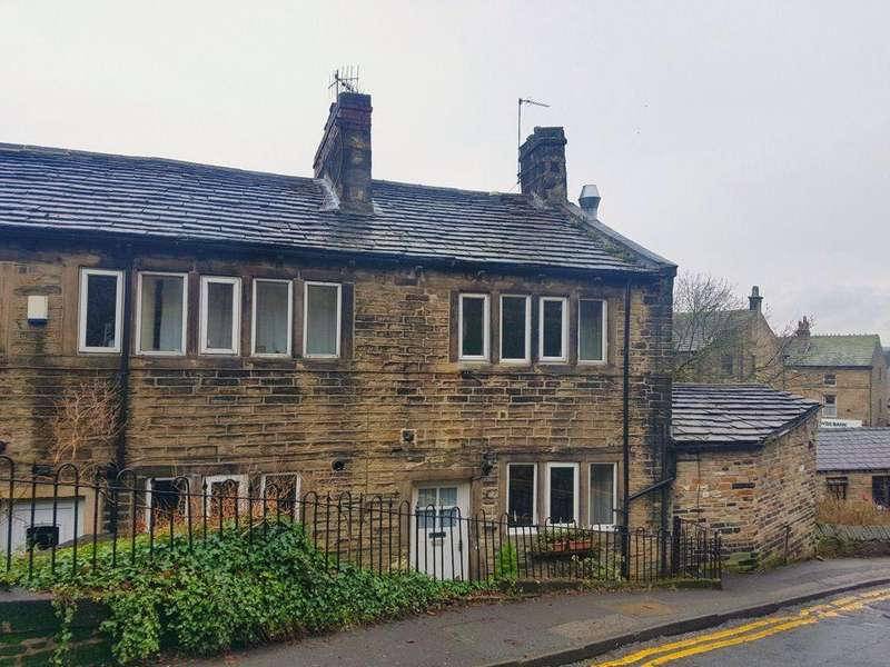 2 Bedrooms Cottage House for rent in Nellies Cottage, Holmfirth Centre