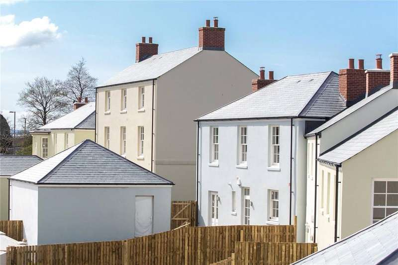 5 Bedrooms Detached House for sale in Trevethow Riel, Truro