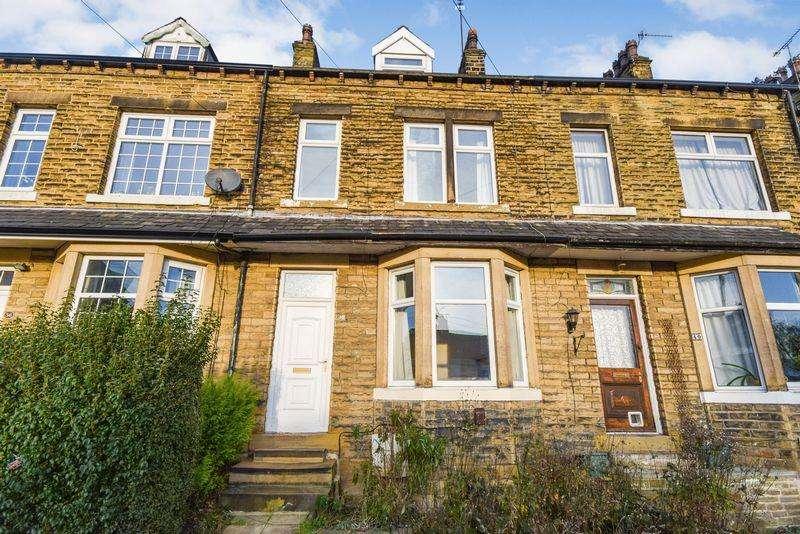3 Bedrooms Terraced House for sale in Norwood Terrace, Shipley