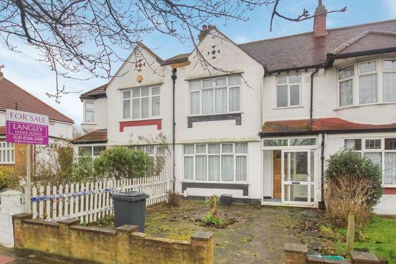 3 Bedrooms Terraced House for sale in Eden Park Avenue, Beckenham