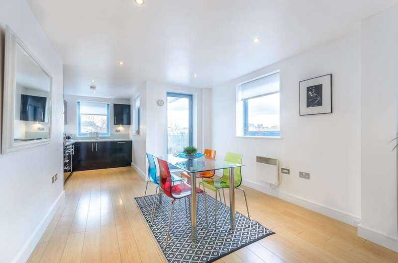 2 Bedrooms Flat for sale in Besson Street, New Cross, SE14