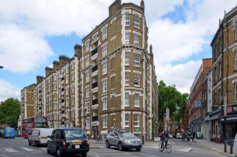 1 Bedroom Flat for sale in Clerkenwell Road, Clerkenwell, EC1R