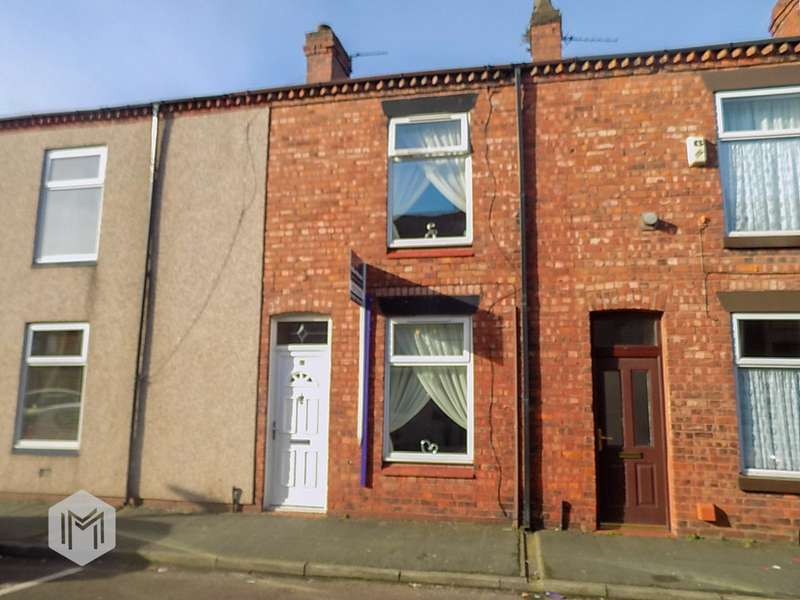 2 Bedrooms Terraced House for sale in Park Street, Tyldesley, Manchester, M29