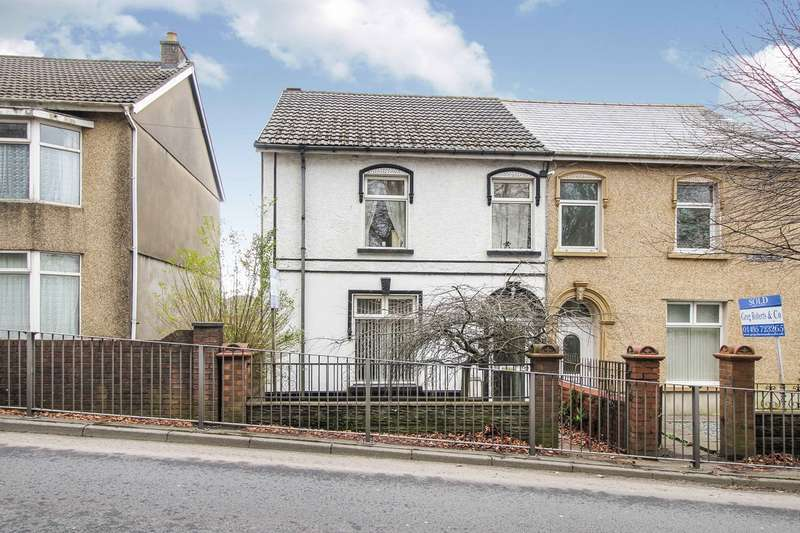 4 Bedrooms Semi-detached Villa House for sale in Beaufort Road, Tredegar, NP22
