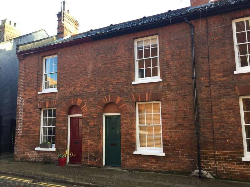 2 Bedrooms Terraced House for sale in 23 Calvert Street, Norwich, NR3