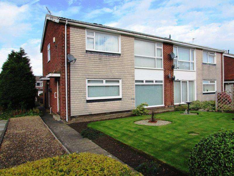 2 Bedrooms Ground Flat for sale in Newmin Way, Newcastle Upon Tyne - Two Bedroom Ground Floor Flat.
