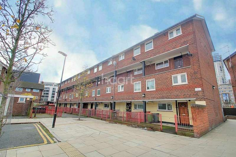 3 Bedrooms Maisonette Flat for sale in Oxford Road, London, E15