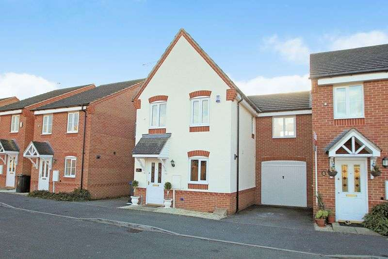 Property for sale in Blossom Way, Southfields, Rugby