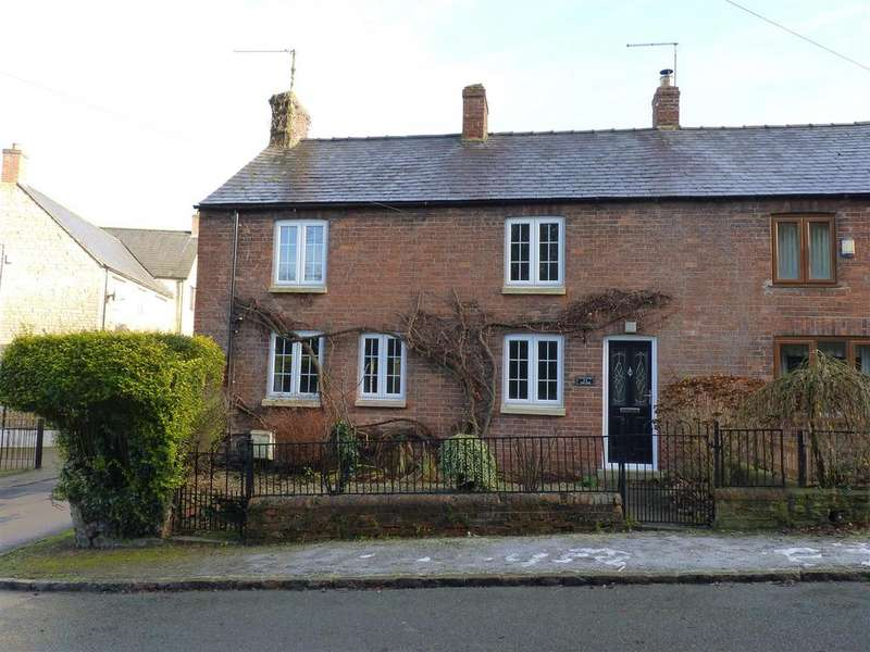 3 Bedrooms Cottage House for sale in The Hill, Middleton, Northamptonshire