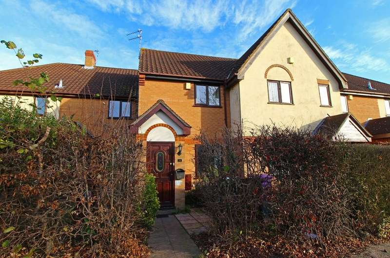 2 Bedrooms Terraced House for sale in Pascal Way, Letchworth Garden City, SG6
