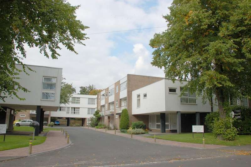 2 Bedrooms Flat for sale in Avondale Court, Rectory Road