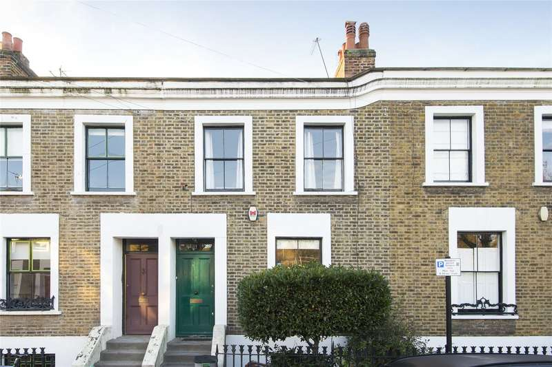 3 Bedrooms House for sale in Mehetabel Road, London, E9