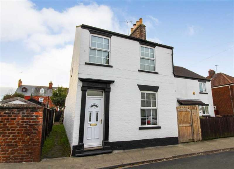 2 Bedrooms Detached House for sale in Norwood Grove, Beverley, East Yorkshire