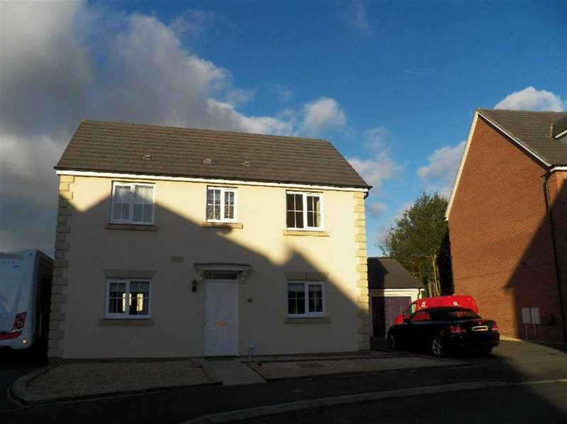 3 Bedrooms Detached House for sale in 71 Parc Y Garreg, Kidwelly