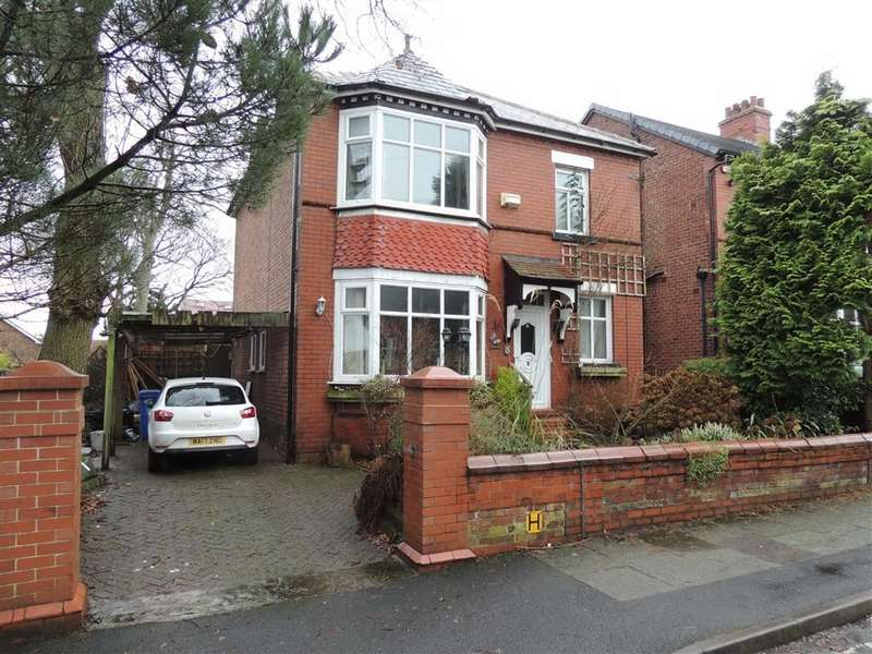 3 Bedrooms Detached House for sale in Wellfield Road, Offerton, Stockport