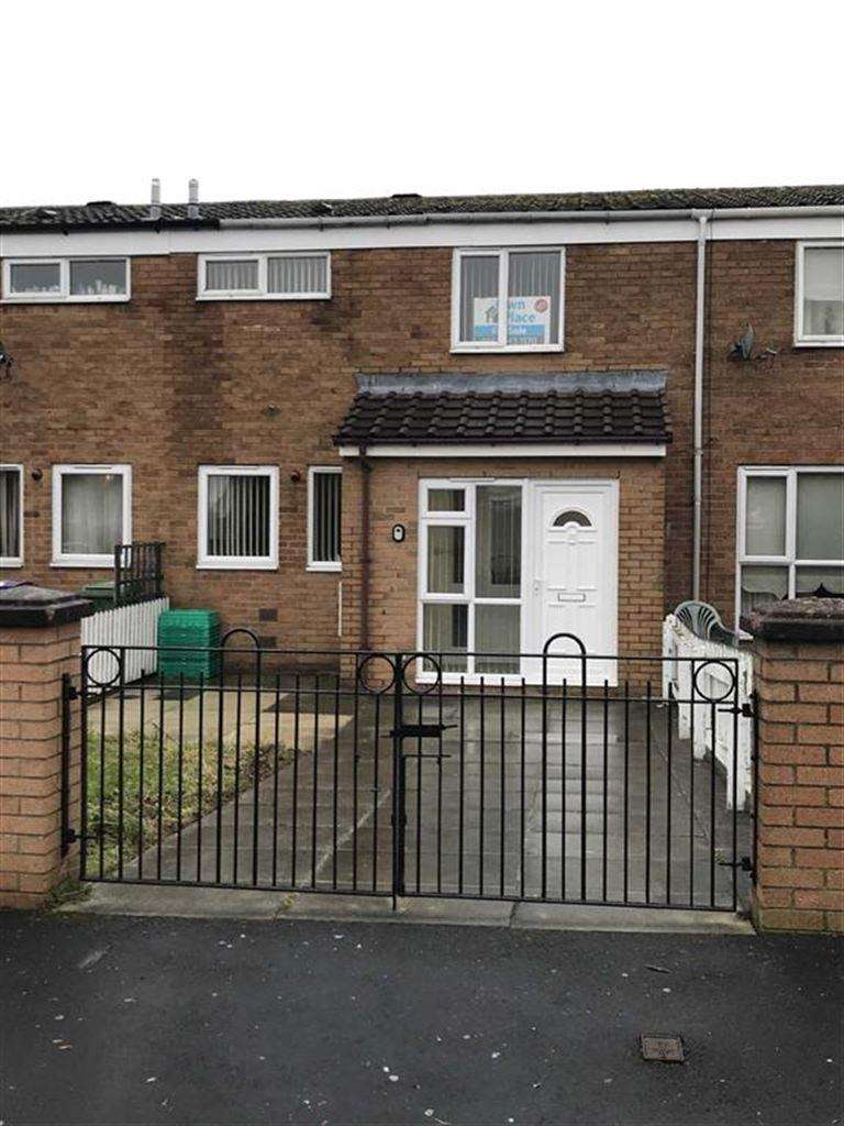 3 Bedrooms Terraced House for sale in Victoria Falls Road, Liverpool, Merseyside